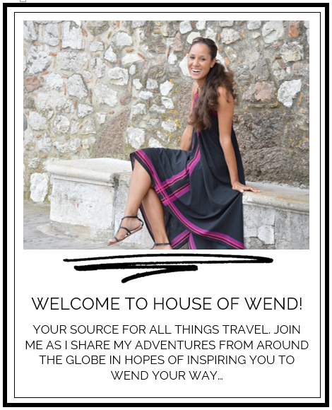 About Sarah Yekinni creator of House of Wend