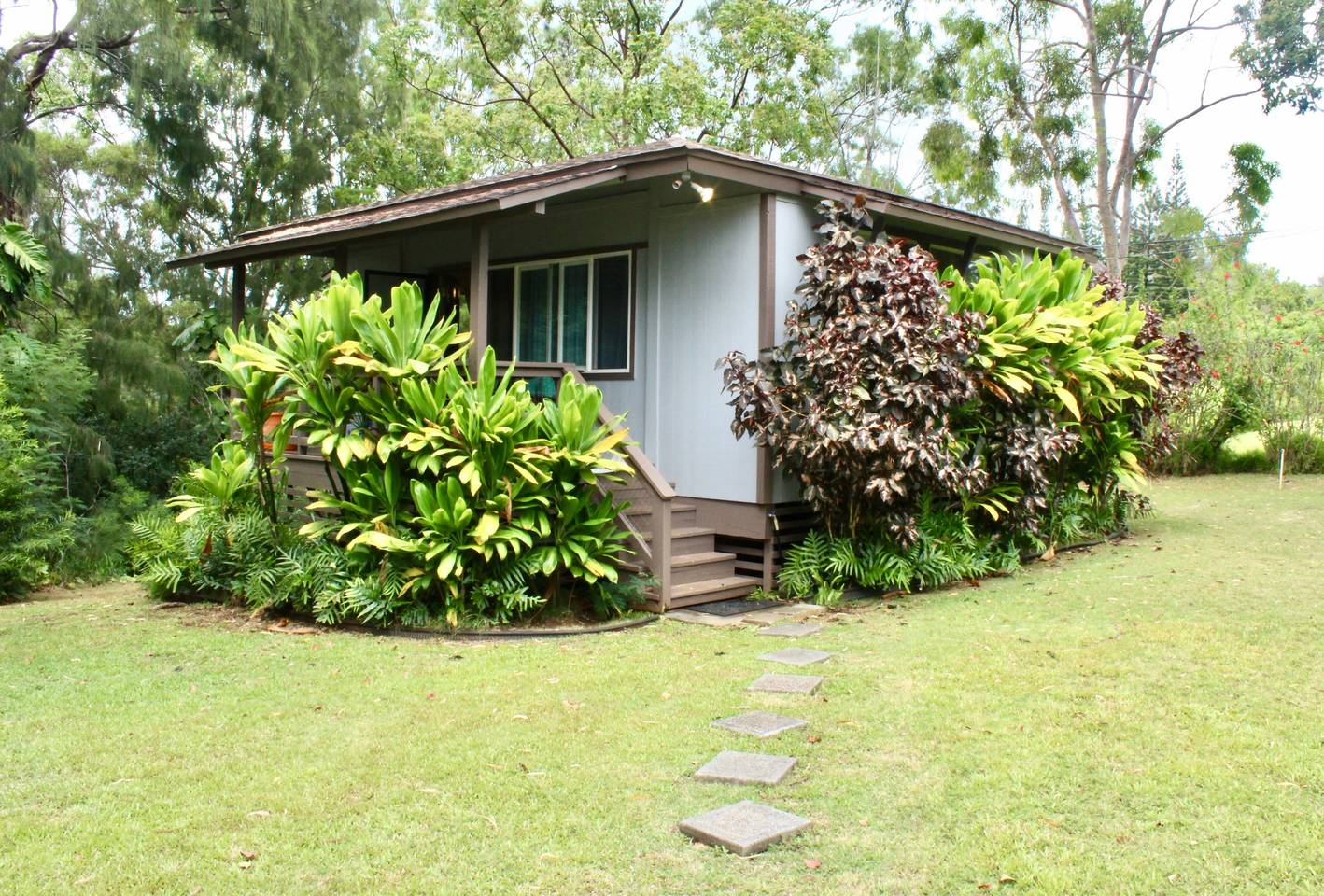North Shore cottage in Oahu Hawaii