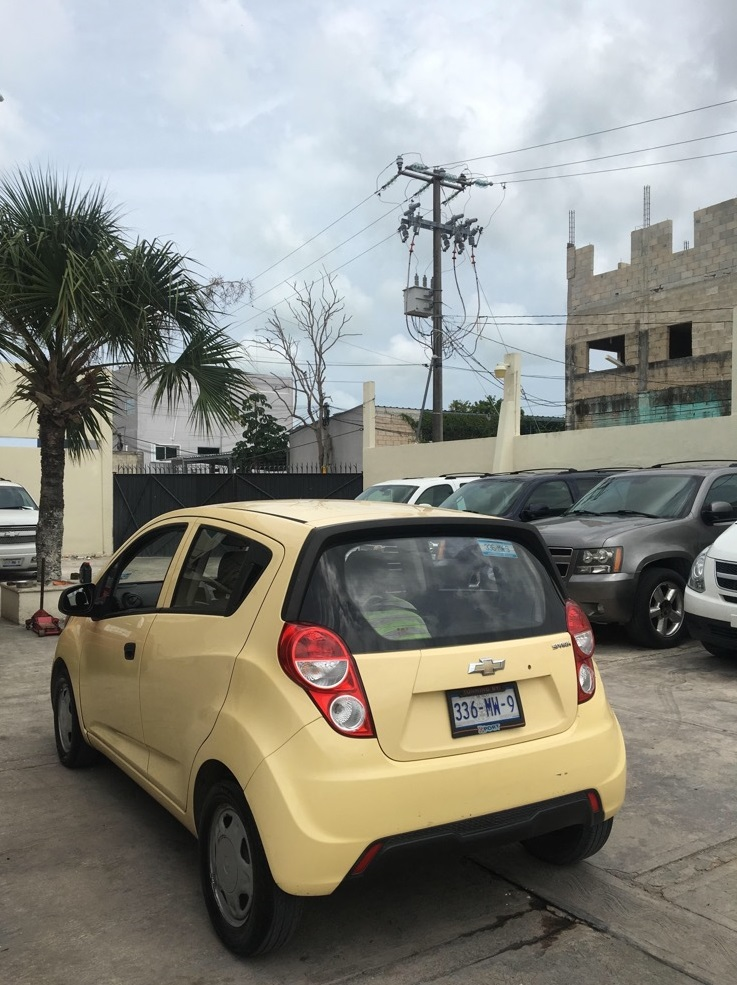 Renting A Car In Cancun To Tulum